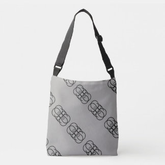 Looped Tracks Crossbody Bag