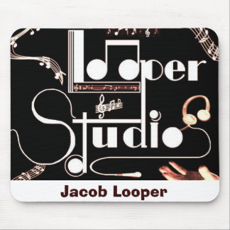 Looper Studios Mouse Pad