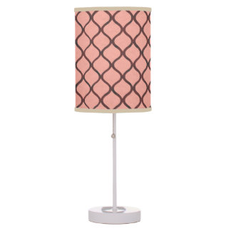 Loops Red-Black Pink Decorative Lamp Shades