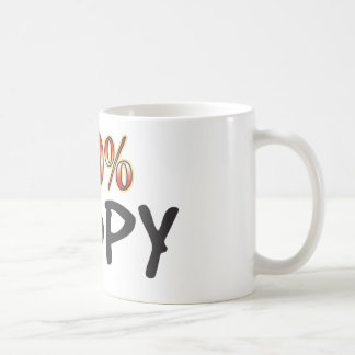 Loopy 100 Percent Coffee Mug
