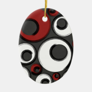 Loopy Leggings Ceramic Ornament