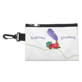 Loose Caboose Choo Choo Train Accessory Bag