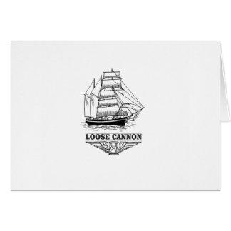 loose cannon boy card