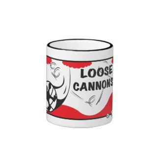 Loose Cannons Mug