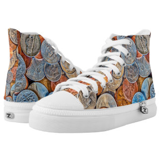 Loose Change High Tops