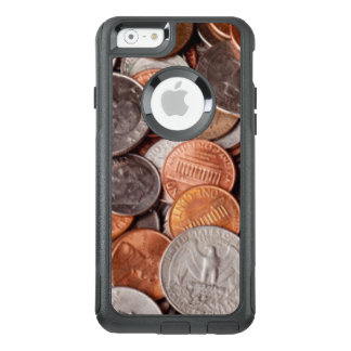 Loose Change OtterBox iPhone 6/6s Case
