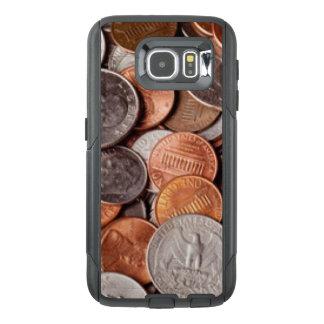 Loose Change OtterBox Samsung Galaxy S6 Case