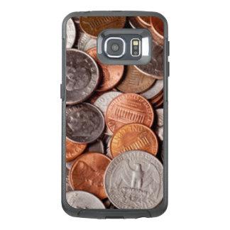Loose Change OtterBox Samsung Galaxy S6 Edge Case