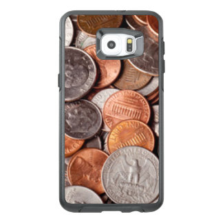 Loose Change OtterBox Samsung Galaxy S6 Edge Plus Case