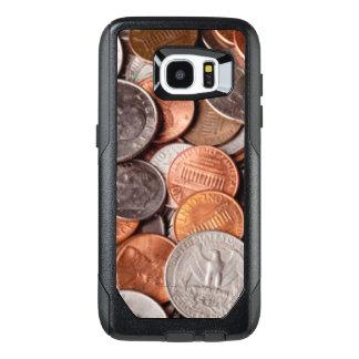 Loose Change OtterBox Samsung Galaxy S7 Edge Case