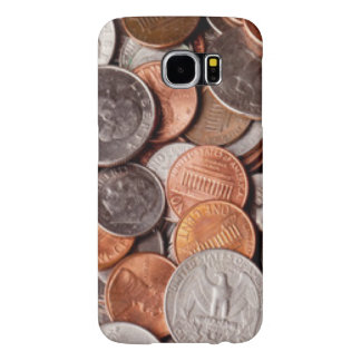 Loose Change Samsung Galaxy S6 Cases