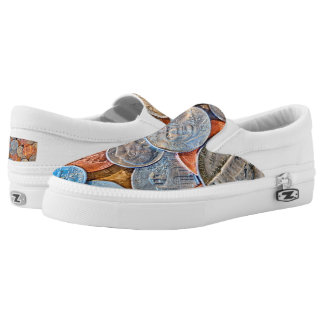 Loose Change Slip-On Sneakers