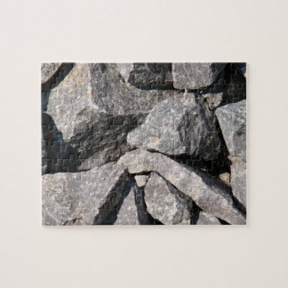 Loose Granite Rock Jigsaw Puzzle