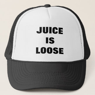 LOOSE TRUCKER HAT
