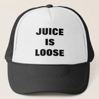 LOOSE TRUCKER HAT