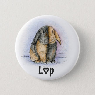 LOP 2 INCH ROUND BUTTON