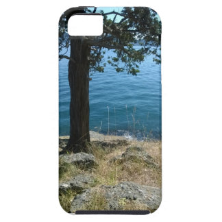 Lopez Island Ferry Landing iPhone 5 Case