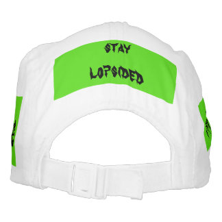 lopsided diamond cap