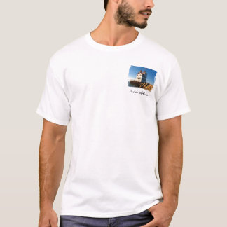 Lorain lighthouse men's T T-Shirt