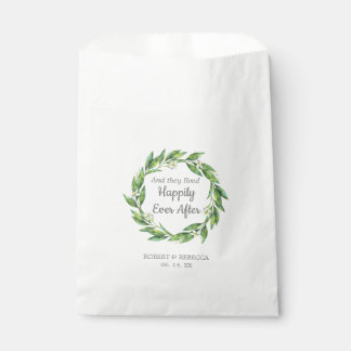 L'Orangerie Happily Ever After Wedding Favor Bags