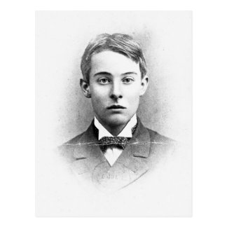 Lord Alfred Douglas Postcard