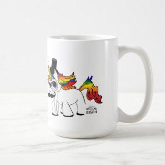 Lord Burgess Atwood's Magical Unicorn Coffee Coffee Mug