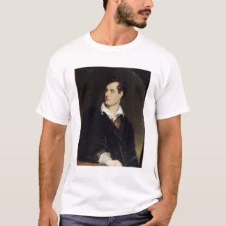 Lord Byron after a Portrait painted by Thomas Phil T-Shirt