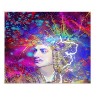 Lord Byron Photo Print