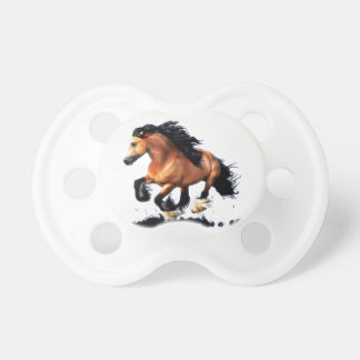 Lord Creedence Gypsy Vanner Horse Pacifier