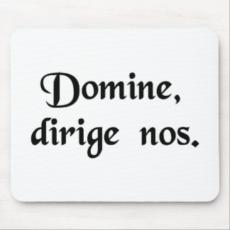 Lord, direct us. mousepads