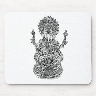 Lord Ganesh Mouse Pad