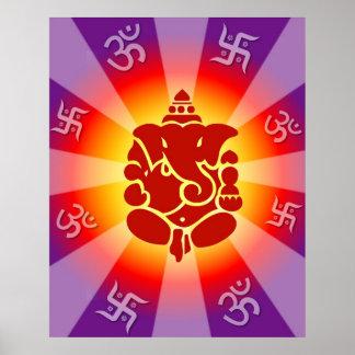 Lord Ganesha Posters