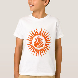 Lord Ganesha Sign T-Shirt