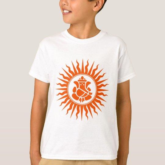 Lord Ganesha Sign T-Shirt