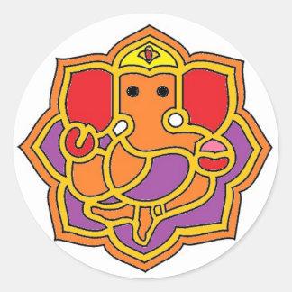 Lord Ganesha Stickers