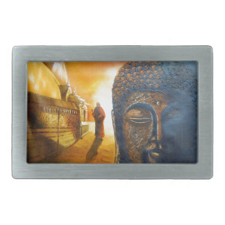 Lord Gautama Buddha Belt Buckle