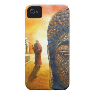 Lord Gautama Buddha iPhone 4 Case-Mate Cases