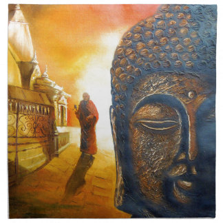 Lord Gautama Buddha Napkin