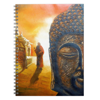 Lord Gautama Buddha Notebooks
