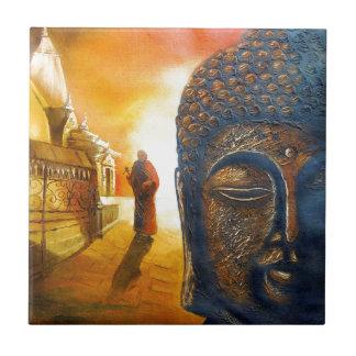 Lord Gautama Buddha Tile