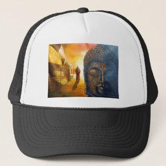 Lord Gautama Buddha Trucker Hat