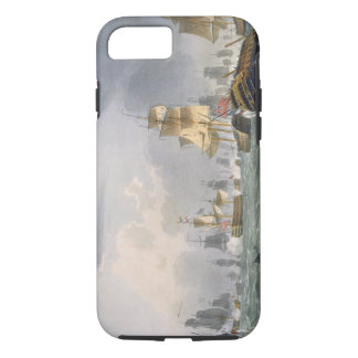 Lord Howe's Victory, 1st June 1794, engraved by Th iPhone 7 Case