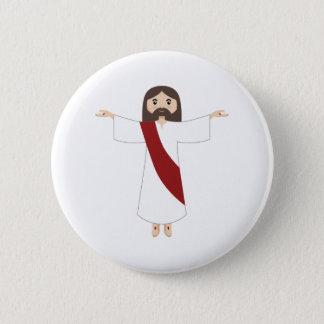 Lord Jesus Christ 2 Inch Round Button