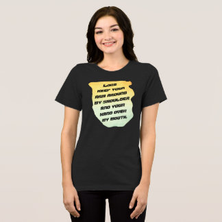 Lord Keep Your Arm -- T - shirt FlairNFunny