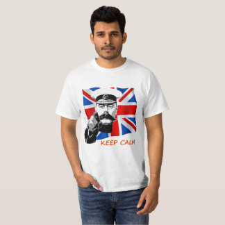 Lord Kitchener Keep Calm T-Shirt