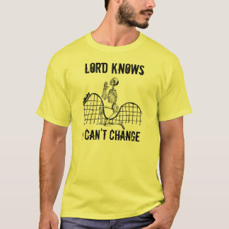 Lord Knows-Roller Coaster T-Shirt