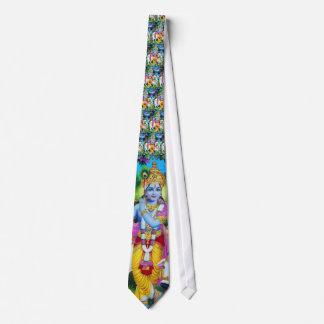 Lord Krishna Tie
