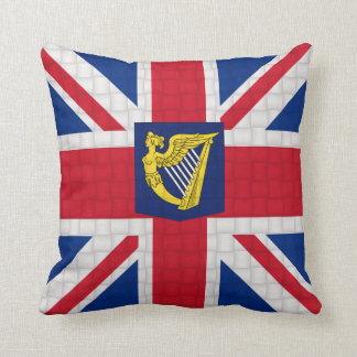 Lord Lieutenant of Ireland Flag Pillows