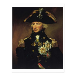 Lord Nelson Postcard