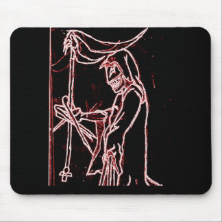Lord of Darkness Mouse Pad